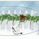 Winter Cardinals ~ Christmas ~  Pint Glass Jar