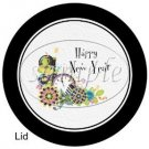 Count Down to New Year's ~ Cupcake Toppers ~ Set of 1 Dozen