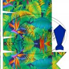 Bird of Paradise Father's Dress Shirt  ~ Pinch Box EACH