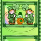 Happy St. Patrick's Day Rainbow  ~ MINI Candy Bar Wrappers
