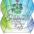 No Christmas, No Easter #1 ~ Pillow Treat Gift Box