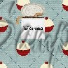 Gone Fishing Fish Bobber Can of Worms ~ MINI Candy Bar Wrappers EACH