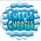Bubble Guppies ~ Scalloped Cupcake Toppers ~ Set of 1 Dozen