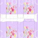 Lavender Wild Flowers ~ MINI Pinch Treat Gift Box ~ DOZEN