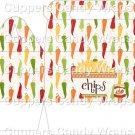 Fiesta Gable Box 6 ~ MINI Gable Gift or Snack Box DOZEN