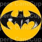 Batman Bat #1 ~ Super Heroes ~ Cupcake Toppers ~ Set of 1 Dozen