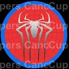 Spiderman Spider ~ Super Heroes ~ Cupcake Toppers ~ Set of 1 Dozen