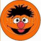 Ernie Sesame Street Inspired ~ Cupcake Toppers ~ Set of 1 Dozen