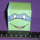 Leonardo Blue Teenage Mutant Ninja Turtles Inspired by  ~  Square Cube Treat Trinket Box