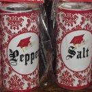 Red Salt & Pepper Wrappers ~ Graduation