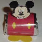 Mickey Mouse Disney Inspired ~ Nugget Size Candy Bar Wrappers