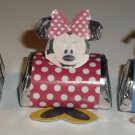 Donald Duck, Mickey & Minnie Mouse Assortment Disney Inspired ~ Nugget Size Candy Bar Wrappers