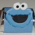 Cookie Monster Inspired By Sesame Street ~ Nugget Size Candy Bar Wrappers