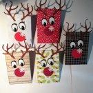 Reindeer   ~ Gift Card Holder Assortment