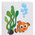 Nemo Clown Fish Finding Nemo Finding Dory Inspired Gift or Treat Bag