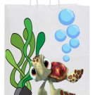 Squirt the Turtle Finding Nemo Finding Dory Inspired Gift or Treat Bag