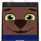 Zuma Black Bag Paw Patrol Inspired Inspired Gift or Treat Bag