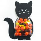 Kitty Cat Animal Treat Bag Topper ~ Large