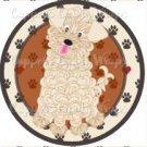 Dog Paws Maltipoo ~ Cupcake Topper ~ Set of 1 Dozen