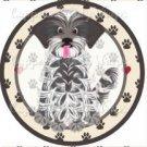 Dog Paws Shihtzu ~ Cupcake Topper ~ Set of 1 Dozen