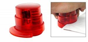 Safe Environmental Friendly Stapleless Stapler Paperclip