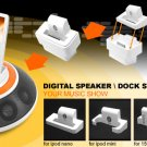 Dock Station Speaker for iPod/Mini/Nano/Video MP3 MP4 CD Player DVD Player