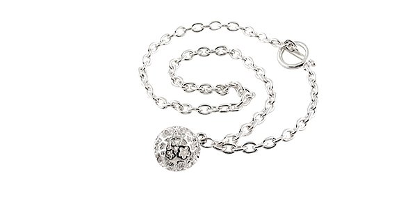 Fashion Jewelry - Silver Dream Necklace 005