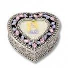 Jewelery Box Heart with Photo Frame