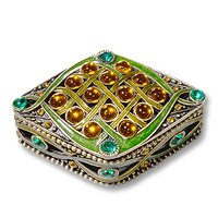 Jewelry Box Diamond Shape