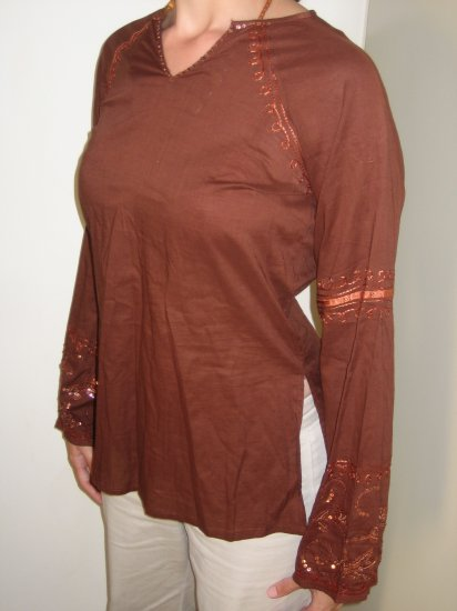 Eastern Tunic Shirt, large