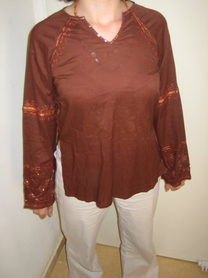 Eastern Tunic Shirt, small