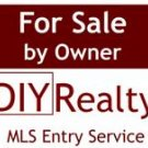 DIY Realty sign & grass stake