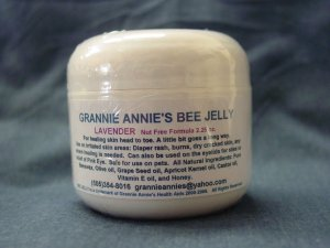 """It's All About You"" All Natural Unscented Bee Jelly"