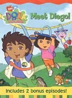Dora the Explorer Meet Diego (DVD)