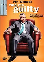 Find Me Guilty (2006, DVD)