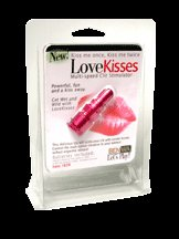 Love Kisses small & discreet Vibrator