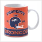 Retro Denver Broncos Mug - #38575