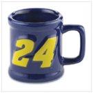 Jeff Gordon Sculpted Mini-Mug Shotglass - #37407