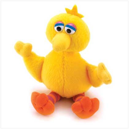 Sesame Street Big Bird Plush - #13164