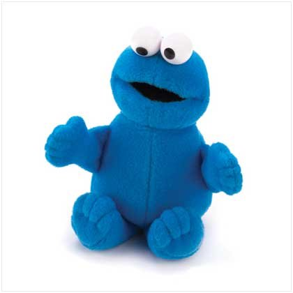 Sesame Street Cookie Monster Plush - #13163