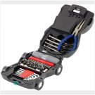 34-Piece Car Toolkit with Light - #38364