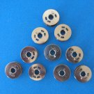 Singer Quantum Sewing Machine Metal Bobbins CXL, XL1 Part # 283395