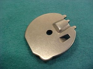 Singer Part #21906 Chain Stitch Fitting/Bobbin Case Cover