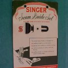 Vintage Singer Seam Guide Part# 25527