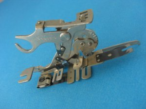 Greist Ruffler Sewing Machine Part U.S.A. Pat 2593519