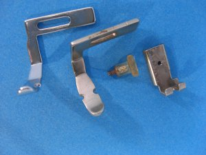Singer 160854 Sewing Machine Zipper Foot Attachment RM-1