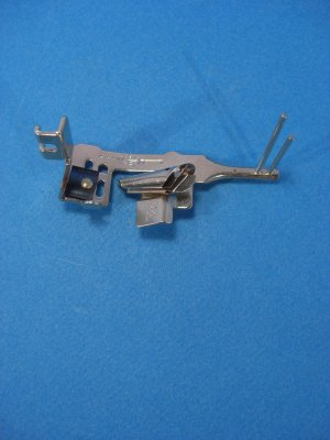 Singer Slant Needle Sewing Machine Slotted Binder Foot Part #81200