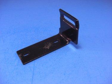 Sewing Machine L-Type Black Motor Mounting Bracket