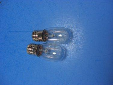 2 Light Bulbs Viking 140,160 Bernina 530,540,640, BB