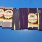 J. P. Coats Hem Facing Bias Fold Tape Lilac/Purple VINTAGE USA